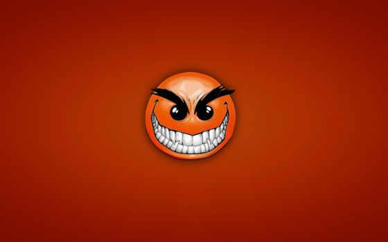 desktop, facebook, картинку, картинка, download, красный, улыбка, cover, смайл, angry, зубастый, хитрый,