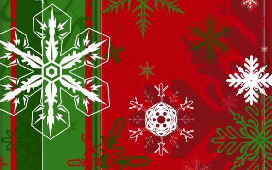 holiday, snowflakes, hinh