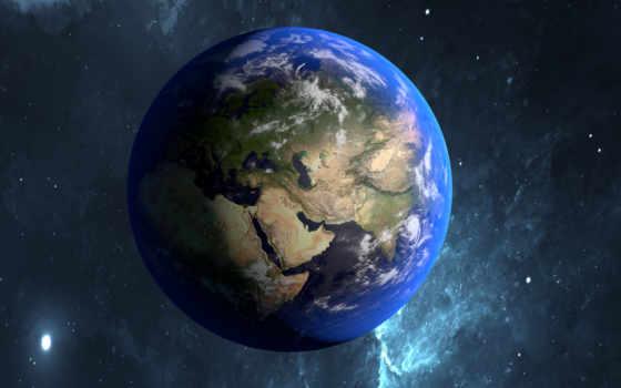 earth, космос, desktop Фон № 129576 разрешение 3840x2160