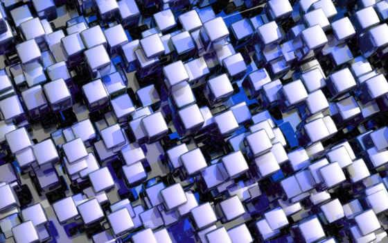 кубики, текстура, Мозаика, абстракция,