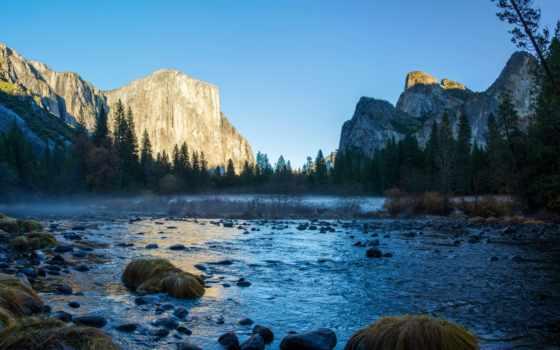 yosemite, national, park, fondos, изображение, pantalla, природа, камни,