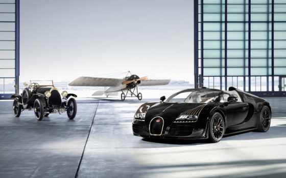 bugatti, veyron, vitesse, спорт, grand, black, bess, finale,