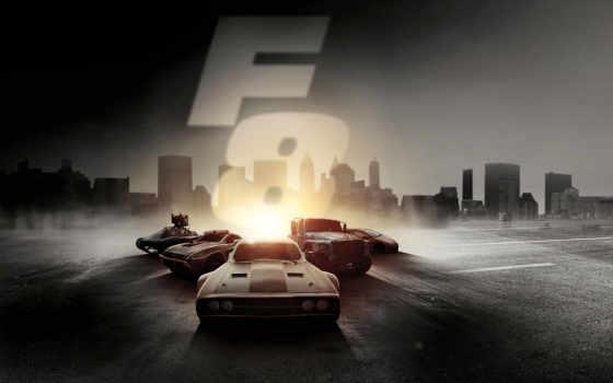 furious, fast, fate, movie, full,