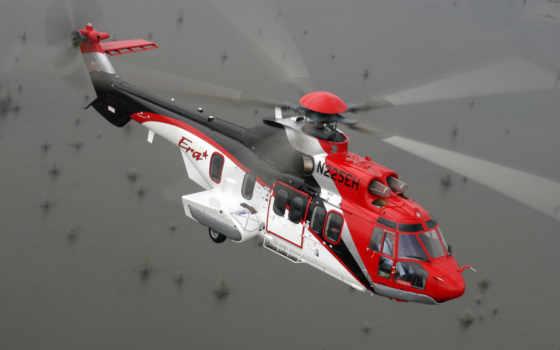 вертолет, eurocopter, авиация