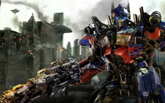 transformers, prime, optimus, кадры, фильма, fallen,