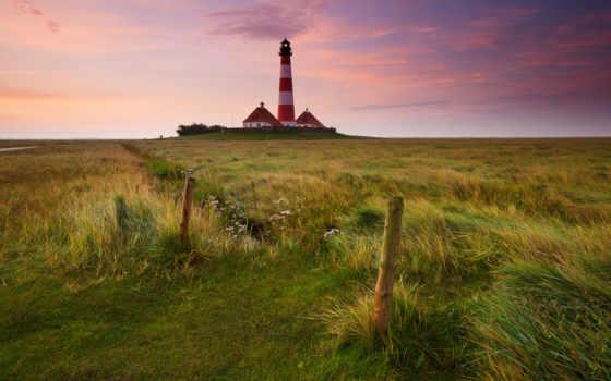 маяк, ветер