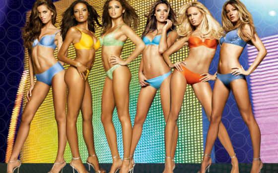 модели, конкурс, красоты