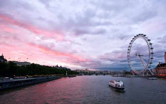 london, великобритания, ук, столица, высоком,