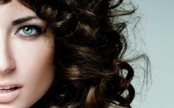волосы, мелкие, кудряшки, волос, кудри, уложить, gif, длинные, длинных, волосах,