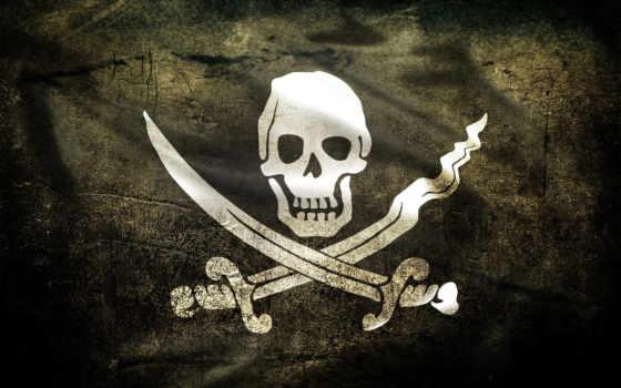 флаг, пиратский, case, роджер, флаги,