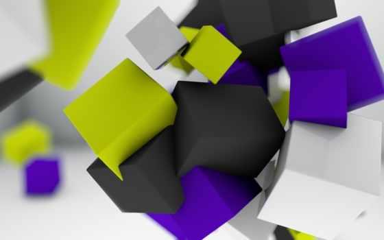 абстракция, кубики, oem, телефоны, скачивайте, их, нояб, мобильные, планшеты, бесплатные,