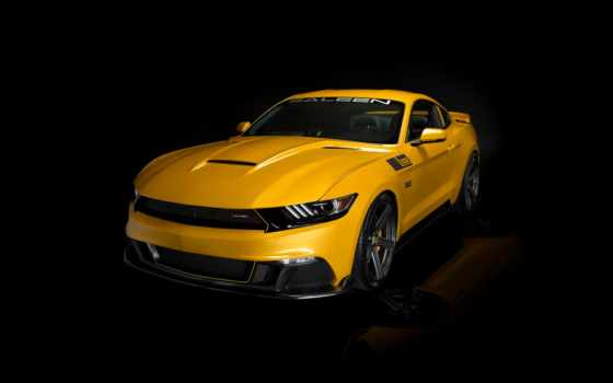 mustang, ford, saleen, лейбл, black, new, car,