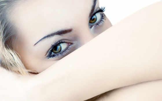 глаз, define, характер, форме, человека, treatment, век,