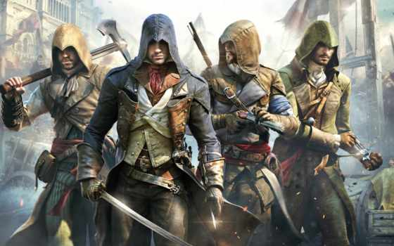 creed, assassin, unity, game, xbox, assassins