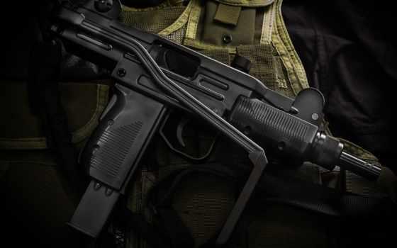 узи, пистолет, пулемет, узи, армия, automata, оружие, картинка, kwc, pneumatic,