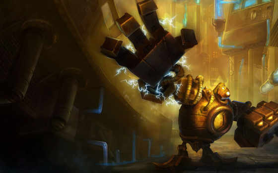 blitzcrank, league