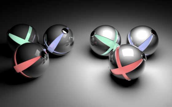 шары, сферы