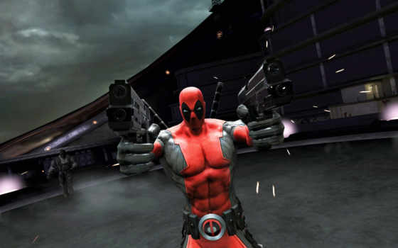deadpool, game, игры