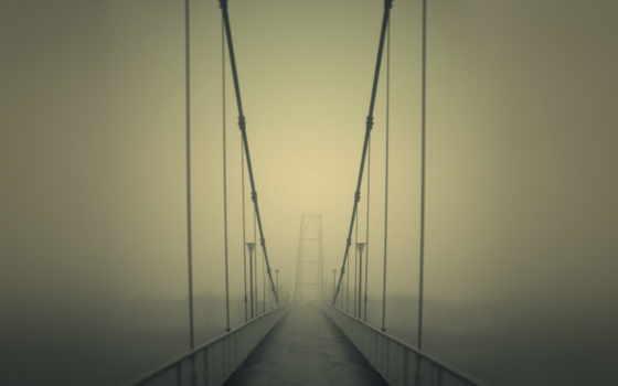 одиночка, туман, дорога, play, mastered, creepy,