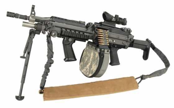 пулеметы, Пулемет, армия, m249,