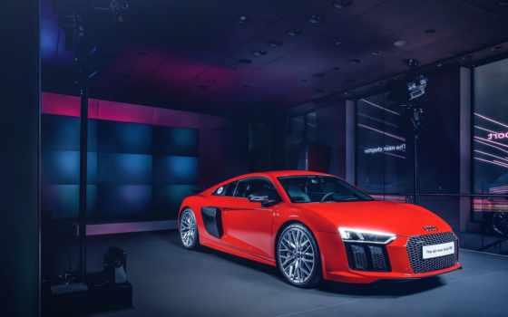 ауди, plus, new, фронтовой, картинка, тюнинг, red, volkswagen, coupe, wheels,