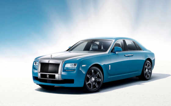 rolls, royce, ghost, alpine, триал, centenary,