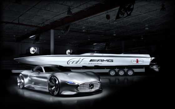 mercedes, benz, amg, vision, мерседес, сигарета, racing, joint, display,