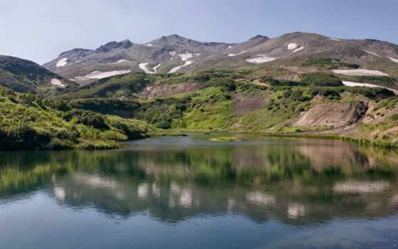 камчатка, природа, горы, россия, russian, peninsula, камчатки, desktop,