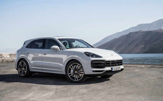 cayenne, porsche, turbo, new, интерьер,
