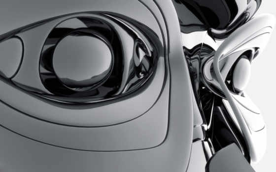 robot, глаза
