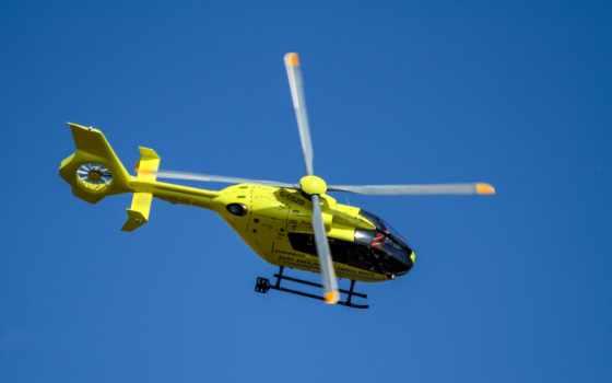 вертолет, часть, авиация