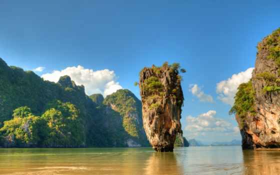 красивые, места, самые, таиланда, природные, туристов, мест, остров, tapu,
