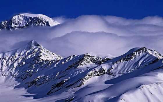 аляска, las, гора, mañanitas
