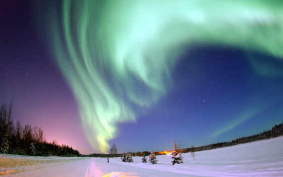 aurora, сияние, borealis, north, northern, огни, явление