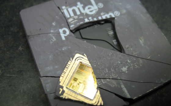 процессор, intel
