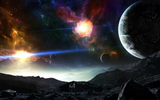 planets, space, art, this, free, digital, artworks, desktop, you, fantasy, here, resolution,