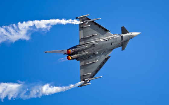 eurofighter, desktop, typhoon, high,