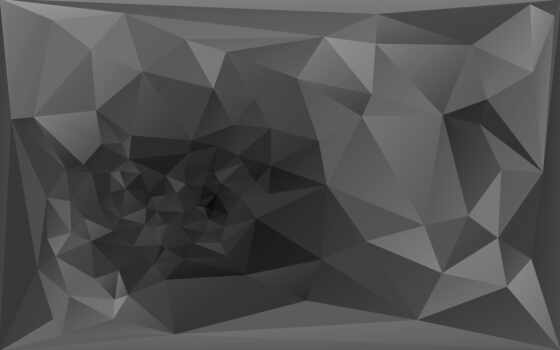 polygonal, poly, low