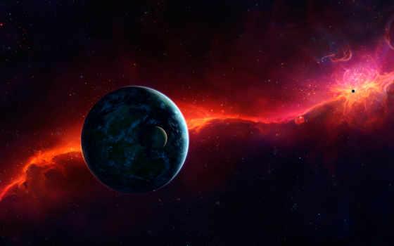 cosmos, one, click, десктопмания, украсят, ваше, рабочее, высококачествен,