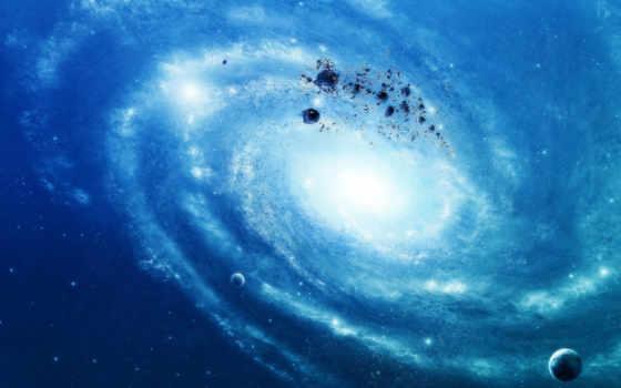 обои, космос, wallpapers, hd, синий, space, обоев,