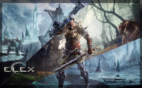 elex, piranha, bytes, video, рпг, nordic, thq, game, года, trailer,