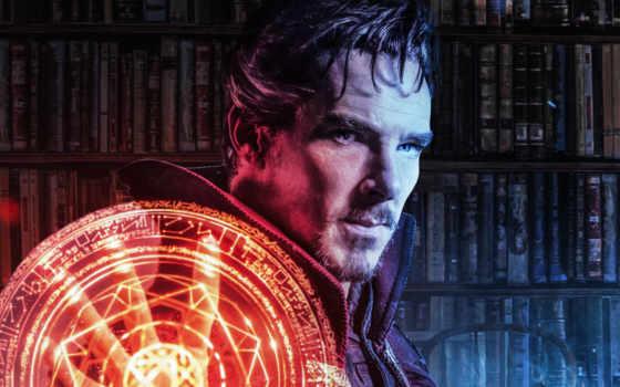 strange, доктор, cumberbatch, benedict, marvel,
