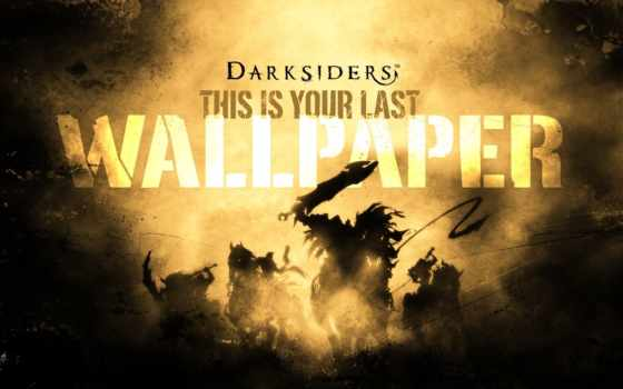 darksiders, картинка, full