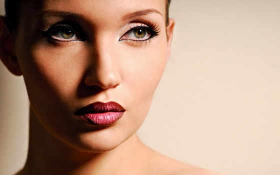 контур, губ, губы, макияж, красные, глаз, помады, тёмные,