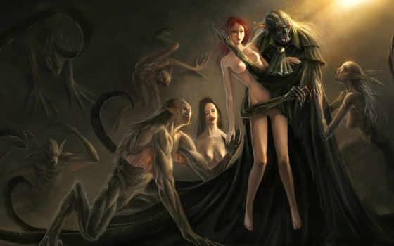 вампиры, упыри