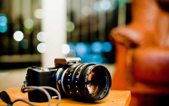 фотоаппарат, sony, nex, альфа, сони,