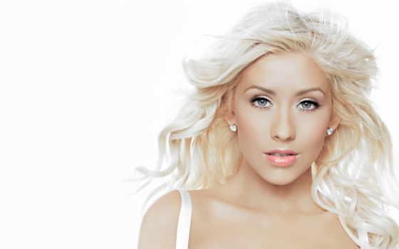волосы, white, blonde, глаза, кристина, aguilera, eyes, lips,