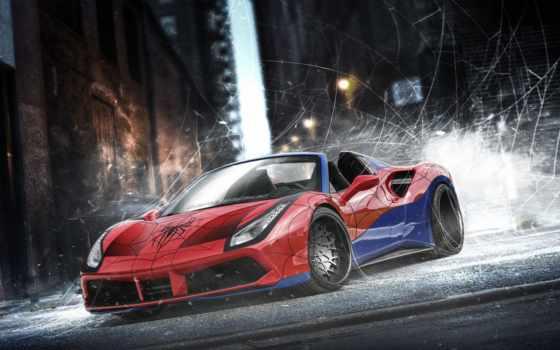 супергероев, машины, супергерои, автомобили, авто, комиксов, new, batman, carwow,