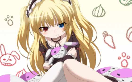 anime, девушка