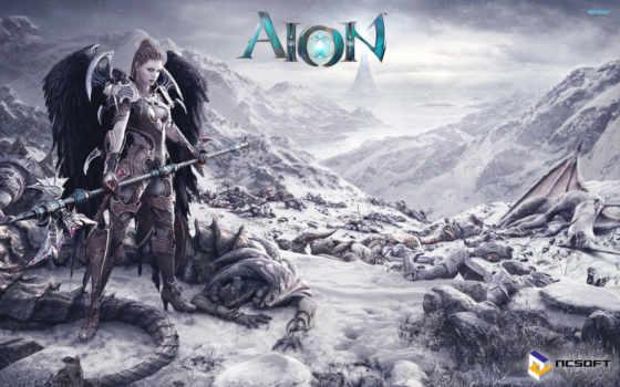 aion, online, игры